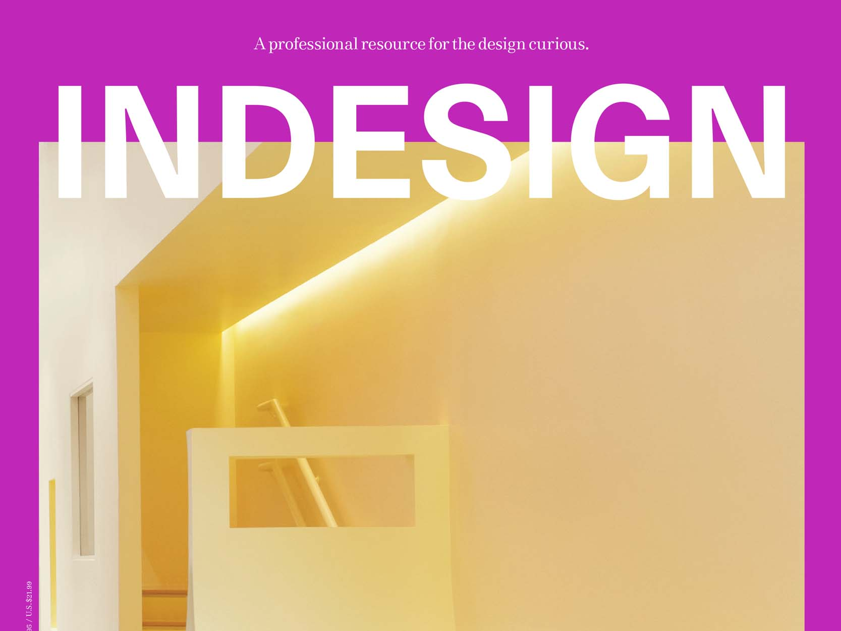 Indessign Live Education on the move issue June 2020 featuring UTS Sun Shading System Discussion with Tim Phillips