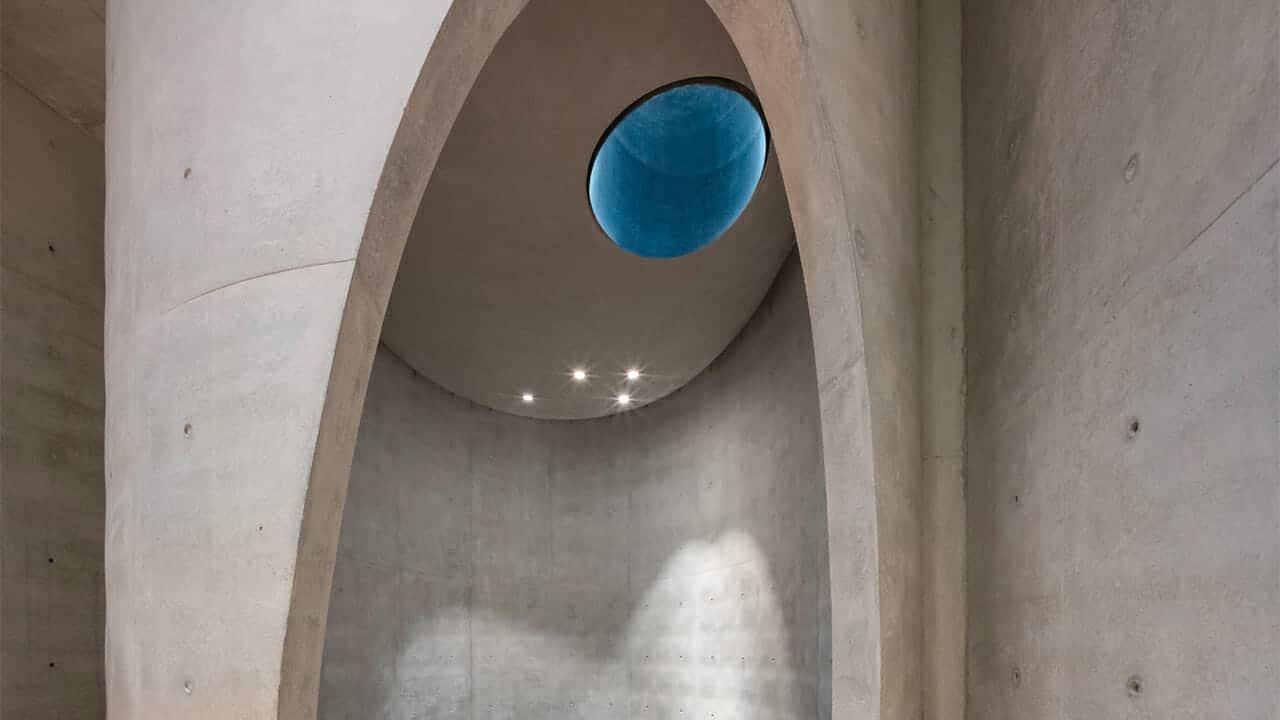 Oculus Stainless Steel Cone Skylight
